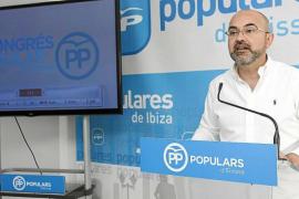 El PP ibicenco fija el día 10 de junio para celebrar su congreso en Platja d'en Bossa