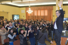Cascos pide a Foro Asturias que celebre su primer congreso
