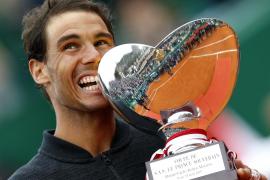 Nadal agranda su leyenda al lograr su décimo título en Montecarlo