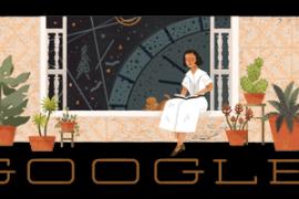 Google hace un homenaje a la filósofa María Zambrano con su famoso 'Doodle'