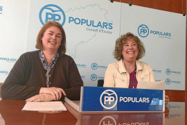 El PP pedirá en el pleno que se publiquen los contratos menores del Consell d'Eivissa
