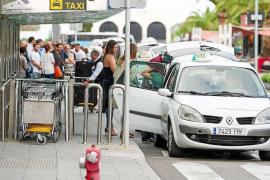 La patronal del taxi en Ibiza se desmarca del paro nacional convocado contra el intrusismo