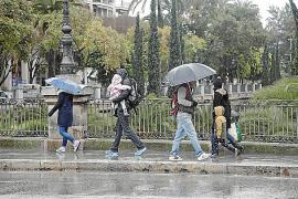 El invierno regresa a Mallorca y las temperaturas máximas bajarán entre 8º y 10º