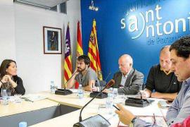 El interventor del Ayuntamiento de Sant Antoni está de baja por estrés y ansiedad