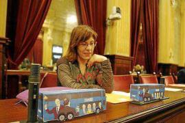 El PP vincula a Podemos con la «trama de Més» por un contrato de Vidal