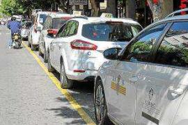 La patronal del taxi en Ibiza pide no perjudicar hoy a los usuarios