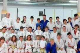Éxito de participación en el cuarto campus de judo de los clubes Samyd y Renshinkan