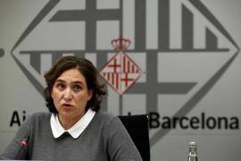 Ada Colau da a luz a su segundo hijo en un hospital público de Barcelona