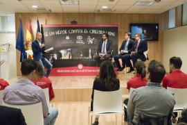 Rudy Fernández y Daniel Stix se unen a la campaña 'Sé un héroe contra el ciberbullying'