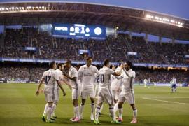 El Real Madrid olvida el clásico con su 'segunda unidad'