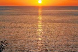 Atardecer en Punta Galera
