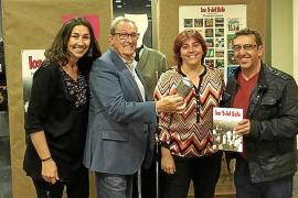 Pep Alba presenta su libro sobre la historia de Los 5 del Este
