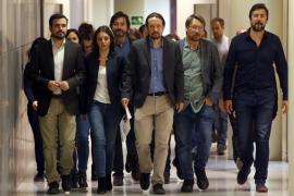 La moción de censura de Podemos sólo suma a Compromís y la disposición a hablar de ERC y PDeCAT