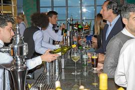 Fotografía del nuevo restaurante Tatel de Platja d'en Bossa.