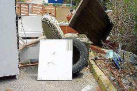 Sant Joan abre varios expedientes por depósitos de residuos incontrolados