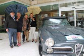 Una treintena de vehículos clásicos participarán en el II Rally Turístico
