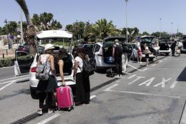 Élite Corsaris critica que la patronal del taxi en Ibiza considere que el «intrusismo no es importante»