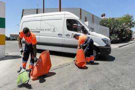 Problemas para construir la nave de la limpieza de Vila