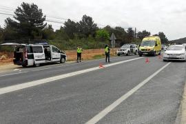 Un conductor drogado embiste mortalmente a un ciclista en una día negro en la carretera con dos muertes