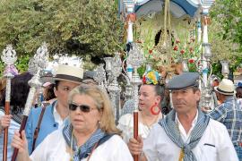 Fe y devoción portmanyí hacia la Blanca Paloma