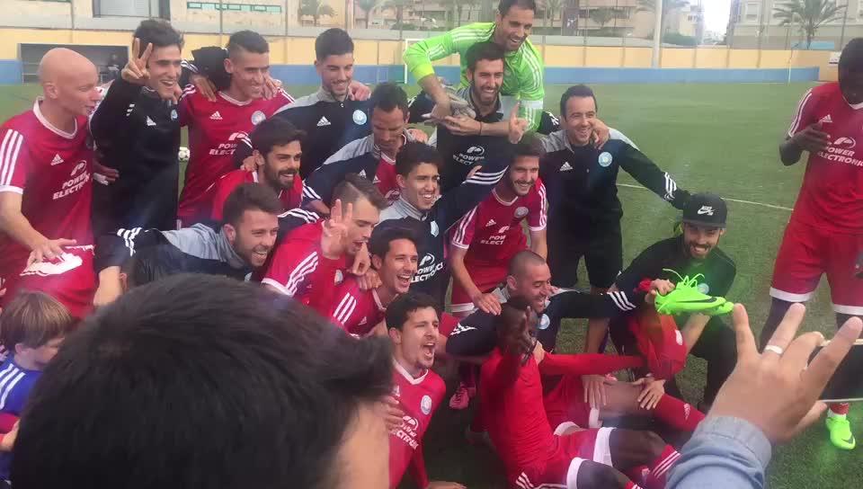 La UD Ibiza ya es campeona