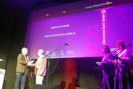 La trayectoria del Grup de Teatre des Cubells, reconocida con la Menció d'Honor Sant Jordi
