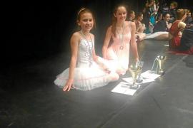 Malena y Beatriz, reinas de la Danza Clásica