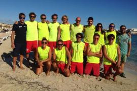 Formentera retoma el servicio de socorrismo en sus playas