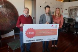 Vila firma un convenio para el alquiler del local social de la Plataforma Sociosanitaria