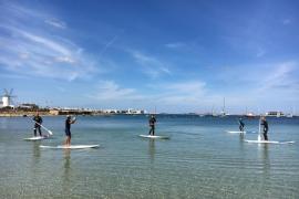 Agencias británicas y alemanas conocen Ibiza como destino de congresos