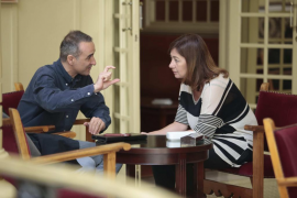 El PSIB teme que López se estrelle y Armengol pide que pacte con Sánchez