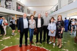 Martí March inaugura en Ibiza 'Feste PRO' para promocionar la FP entre más de 2.000 estudiantes