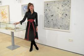 Mònica Fuster resume en Es Polvorí diez años de trabajo en 'Multiplicidad y movimiento'