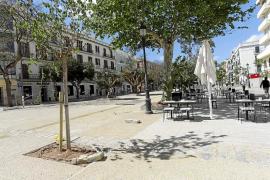 Las terrazas de Vara de Rey podrán ocupar un 61% más de espacio que antes