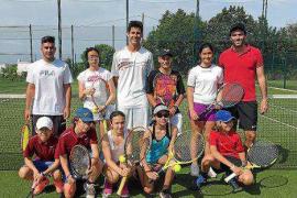 Finaliza con éxito el primer Ibiza Tennis Camp