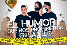 Marron, Juan y Damián, los chicos de 'El Hormiguero', visitan Trui Teatre