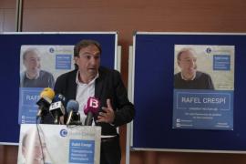 Rafel Crespí apela a la «imprescindible» renovación de gestión de la UIB
