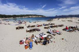 """Abril fue un mes """"muy seco"""" y con temperaturas """"normales"""" en Baleares, según Aemet"""