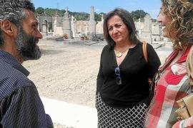 Vía libre para exhumar la fosa del cementerio de Sant Ferran