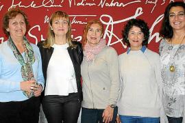 Montserrat Espallargas presenta el libro 'Vides de filferro'
