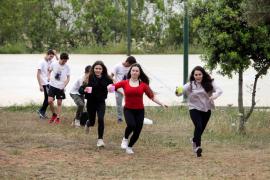 Celebración del día del centro IES Balàfia (Fotos: Daniel Espinosa).
