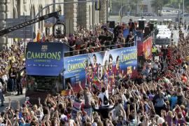 El FC Barcelona se adhiere a la campaña de apoyo para el referendum