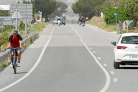 Ciclismo, deporte de riesgo en Ibiza