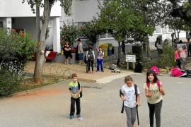 La enseñanza oficial y alternativa conviven con buena sintonía en Ibiza