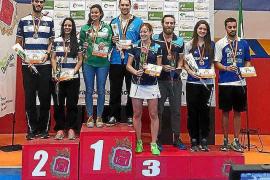 Cuatro medallas para jugadores de equipos pitiusos en el nacional absoluto
