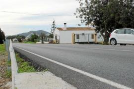 Un punto negro de la carretera de Santa Eulària se cobra una muerte más y dos heridas graves