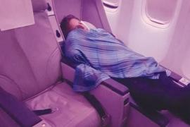 Despiden a un piloto por dormirse en un vuelo comandado por él