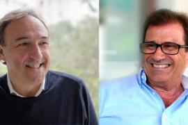 Rafel Crespí y Llorenç Huguet, candidatos a rector de la UIB