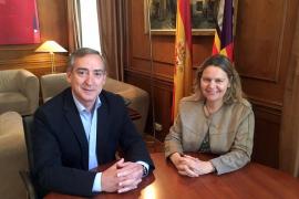 Carlos Simarro se incorpora como jefe de la Demarcación de Costas en Baleares