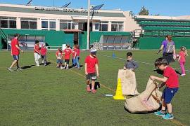 Sant Josep promociona el deporte